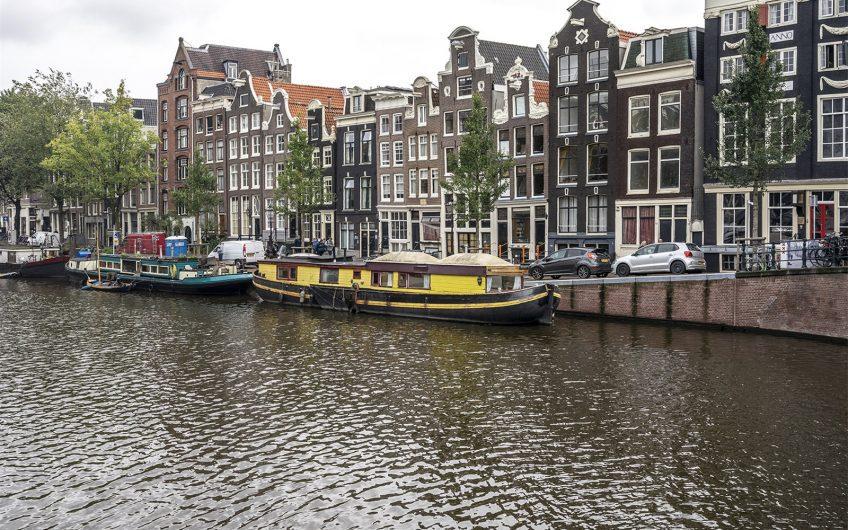 Unieke B&B op woonboot in hartje Amsterdam