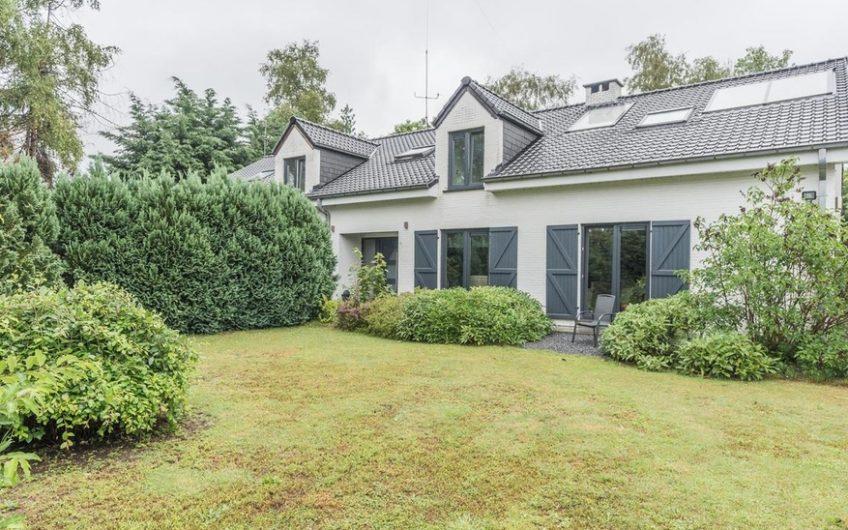 Luxe villa net over de grens in België (Retie, Antwerpen): ideale locatie om een B&B te starten