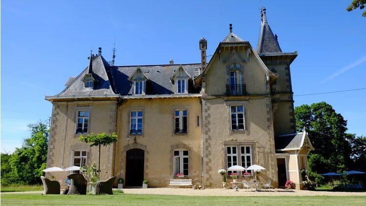 Te koop: Chauteau Marillaux / Chateau Meiland (Unieke B&B-kans in Frankrijk 🇫🇷)